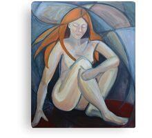 Redhead 4 Canvas Print