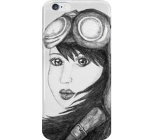 Angel Flight One - Preparing for Takeoff iPhone Case/Skin