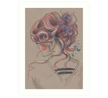 Colourblind 2 Art Print