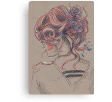 Colourblind 2 Canvas Print
