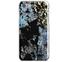 Canal Lock with peeling paint iPhone Case/Skin