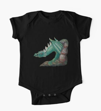 Forest Dragon One Piece - Short Sleeve