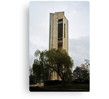 National Carillon-Canberra Canvas Print