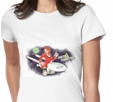 Fightin' Federation! Womens Fitted T-Shirt