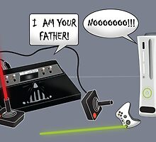 I am your father! by vicmvarela