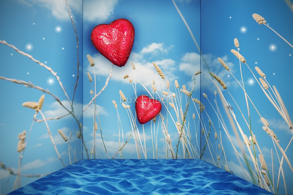If my heart floats away, will you come after it? by Steph Enbom