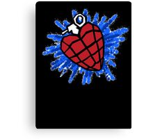 American Idiot Canvas Print