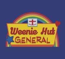 Weenie Hut General by oneskillwonder