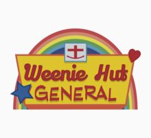 Weenie Hut General One Piece - Short Sleeve