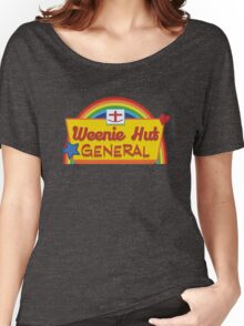 Weenie Hut General Women's Relaxed Fit T-Shirt