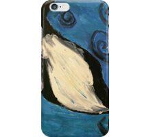 Wandering Whale iPhone Case/Skin
