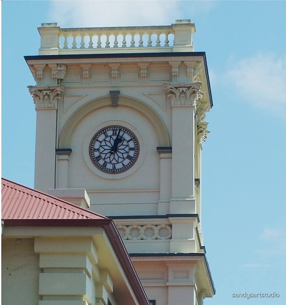 Maryborough Australia  city images : Clock Tower Maryborough Queensland Australia