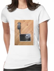 Miles Thomas & The RVs Womens Fitted T-Shirt