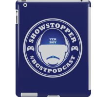 Showstopper iPad Case/Skin