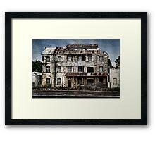 Warehouse Framed Print