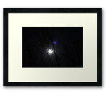 Thornless Framed Print