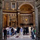 Mass in the Pantheon, Rome by BronReid