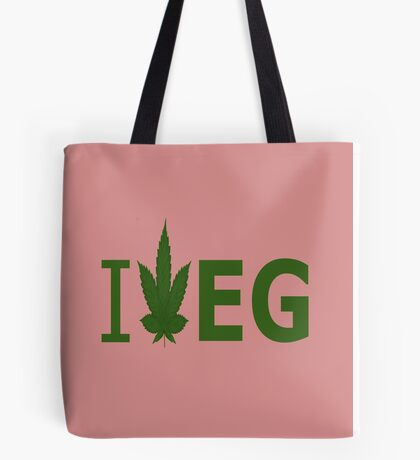 I Love EG Tote Bag