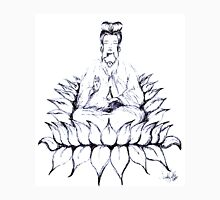 KUAN YIN - Bodhisattva of Love, Mercy and Compassion Womens Fitted T-Shirt