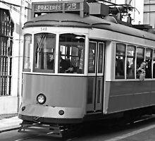 Lisboa Tram by wildone