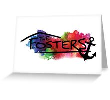 The Fosters : I need an anchor Greeting Card