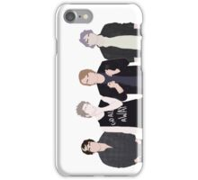 5 Seconds of Summer iPhone Case/Skin