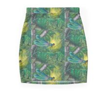 """""""Dragonfly Dreaming"""" Pencil Skirt"""