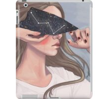 Inside her Reflection iPad Case/Skin