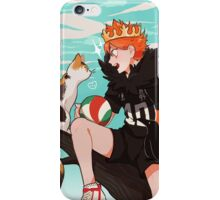 Hinata Shouyou iPhone Case/Skin