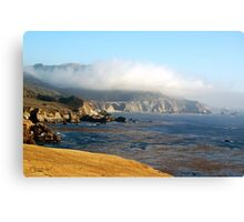 Coastal Gold Canvas Print