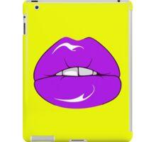 LIPSTICK-2 iPad Case/Skin