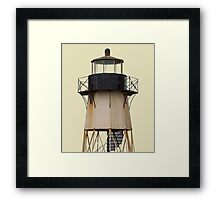 Show Me the Lighthouse! Framed Print