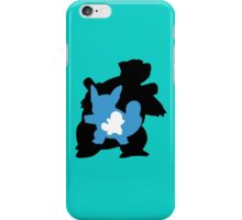 Squirtle - Wartortle - Blastoise Evolution iPhone Case/Skin