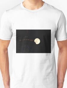 Full Moon & Stratosphere Tower T-Shirt
