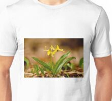 Dogs Tooth Lily - Erythronium Unisex T-Shirt