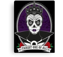Day of Evil Canvas Print