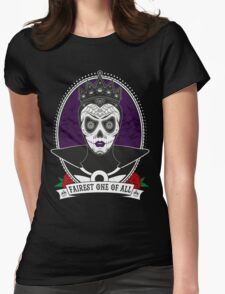 Day of Evil Womens Fitted T-Shirt