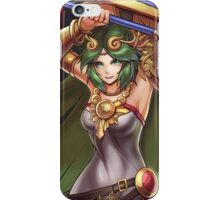 Palutena iPhone Case/Skin