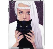 She had Stars in Her Eyes iPad Case/Skin