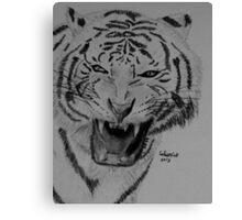Rawr ! Canvas Print