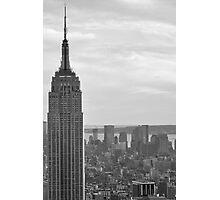 Empire State Building, Manhattan, NYC Photographic Print