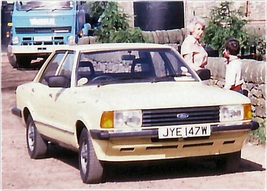 1980/1 Ford Cortina Mk5 by Woodie