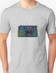 Leica M8 on acid Unisex T-Shirt