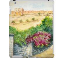 Road To Eastern Gate iPad Case/Skin