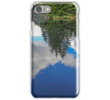 Mirror Mirror On the Water iPhone Case/Skin