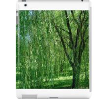 Under the Old Willow Tree- collaboration iPad Case/Skin