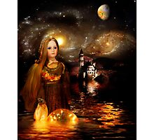 Once Upon a Golden Dream Photographic Print