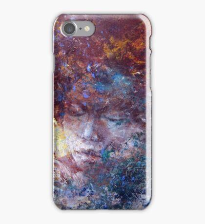 face-3907 iPhone Case/Skin