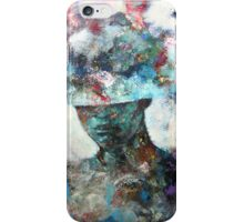 face-3939 iPhone Case/Skin