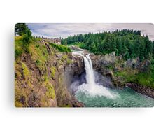 Snoqualmie Falls, Washington Canvas Print